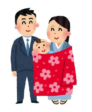 お宮参り夫婦_350