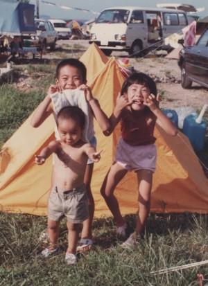 6代目のマル秘【家族写真】