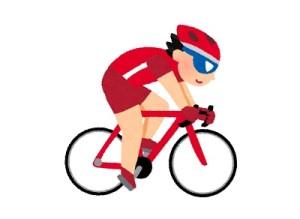 自転車競技イラスト